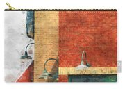 Arcitecture  Painted Effect Carry-all Pouch