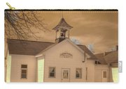 Arcola Illinois School Carry-all Pouch by Jane Linders