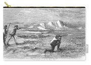 Arctic: Bear Hunting, 1871 Carry-all Pouch