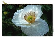 Arctic Poppy Carry-all Pouch