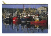 Ardglass, Co Down, Ireland Fishing Carry-all Pouch