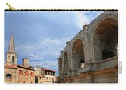 Arena In Arle Provence France Carry-all Pouch