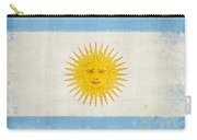Argentina Flag Carry-all Pouch