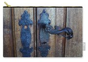 Argentinian Door Decor 1 Carry-all Pouch