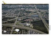 Ariel View Of Orlando Florida Carry-all Pouch