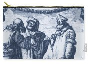 Aristotle, Ptolemy And Copernicus Carry-all Pouch