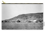 Arizona: Log Cabins, 1871 Carry-all Pouch
