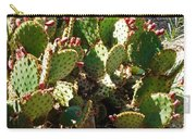 Arizona Prickly Pear Cactus Carry-all Pouch