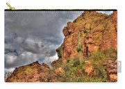 Arizona Where The Old Man Retired Carry-all Pouch