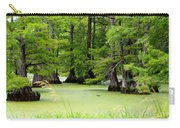 Arkansas Lake With Cypresses Carry-all Pouch