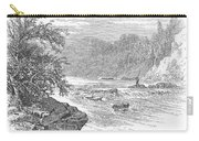 Arkansas: Ouachita River Carry-all Pouch by Granger