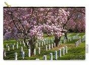 Arlington Cherry Trees Carry-all Pouch