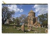 Armenian Church On Adkamar Island Carry-all Pouch
