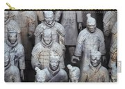 Army Of Terracotta Warriors In Xian Carry-all Pouch