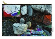 Art Amongst The Rubble Carry-all Pouch