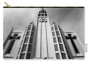 Art Deco Church Carry-all Pouch