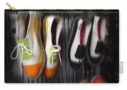 Art Shoes Carry-all Pouch