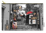 Artful Bistro Carry-all Pouch