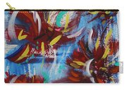 Artful Fireworks Carry-all Pouch
