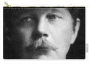 Arthur Conan Doyle, Scottish Author Carry-all Pouch