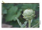 Artichoke In The Garden Carry-all Pouch