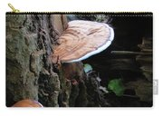 Artist Conk Mushroom  Carry-all Pouch