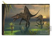 Artists Concept Of Spinosaurus Carry-all Pouch