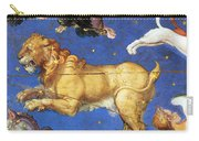 Artwork In Villa Farnese, Italy Carry-all Pouch by Photo Researchers