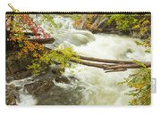 As The River Flows Carry-all Pouch