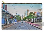 As You Enter Downtown Buffalo Main St Carry-all Pouch