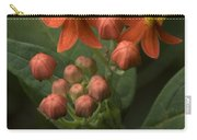 Asclepias Curassavica Carry-all Pouch