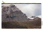 Ash And Gas Rising From Lava Dome Carry-all Pouch by Richard Roscoe
