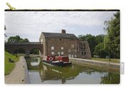 Ashby Canal At Moira Furnace Carry-all Pouch
