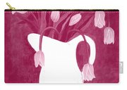 Ashes Of Roses Tulips Carry-all Pouch