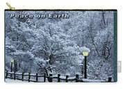 Asheville Peace Card Carry-all Pouch