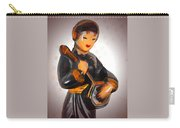 Asian Beauty Minstrel Carry-all Pouch
