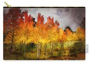 Aspen Grove In Autumn Carry-all Pouch