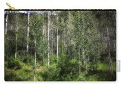 Aspen Trees - Vail Carry-all Pouch