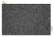 Asphalt Road Background Carry-all Pouch