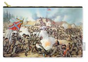 Assault On Fort Sanders Carry-all Pouch by Granger