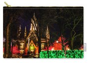 Assembly Hall Slc Christmas Carry-all Pouch