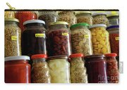 Assorted Spices Carry-all Pouch by Carlos Caetano