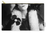 Asta Nielsen (1881-1972) Carry-all Pouch
