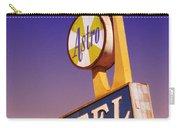 Astro Motel Retro Sign Carry-all Pouch