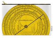 Astrolabe Carry-all Pouch by Omikron
