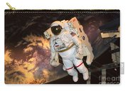 Astronaut In A Space Suit Carry-all Pouch
