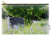At Rest Carry-all Pouch by Marilyn Wilson