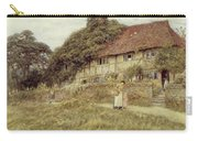 At Stedham Near Midhurst Carry-all Pouch by Helen Allingham