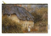 At Symondsbury Near Bridport Dorset Carry-all Pouch