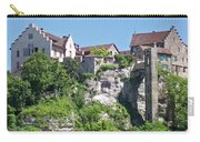 At The Rhine Falls Carry-all Pouch